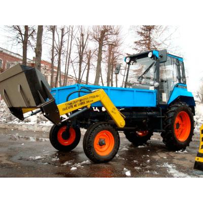 Агромаш-30СШ с самопогрузчиком