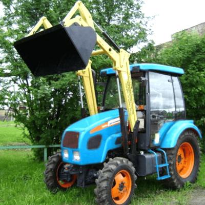 Коммунальные тракторы с ФГП-0,3