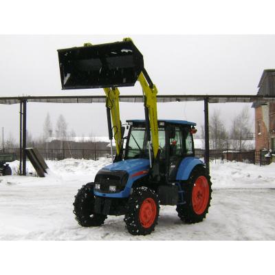 Агромаш-85 ТК с погрузчиком ФГП-0.5